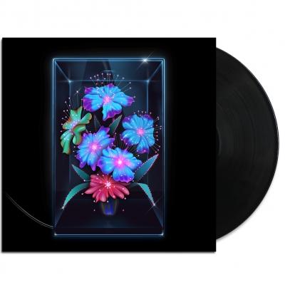 IMAGE | Una Rosa LP (Black)