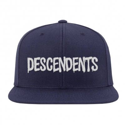 IMAGE   Embroidered Logo Hat (Navy)
