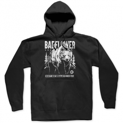 IMAGE | Alaska Rock Fest Pullover Hoodie (Black)