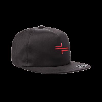 IMAGE | Horizons/East Logo Snapback Hat (Black)