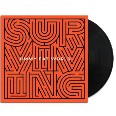IMAGE | Surviving LP (Black)