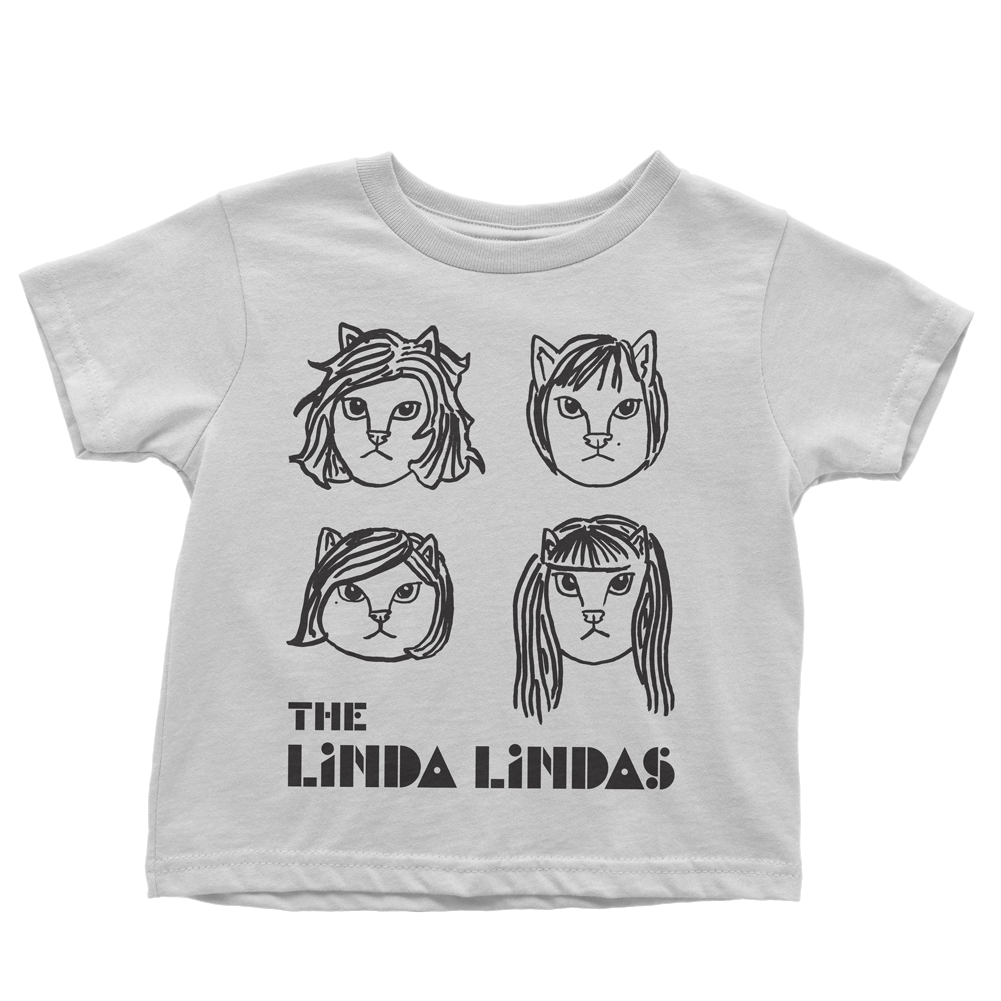 IMAGE   Cats! Toddler Tee (White)