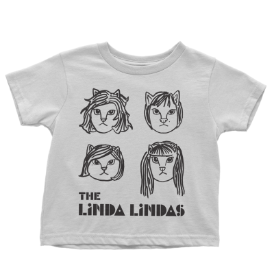 IMAGE | Cats! Toddler Tee (White)