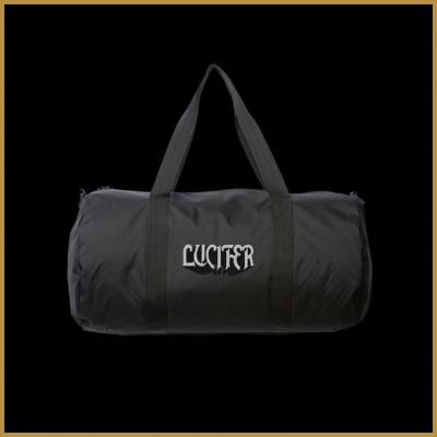 IMAGE | Logo Duffle Bag (Black)