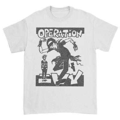IMAGE | Skankin' T-Shirt (White)