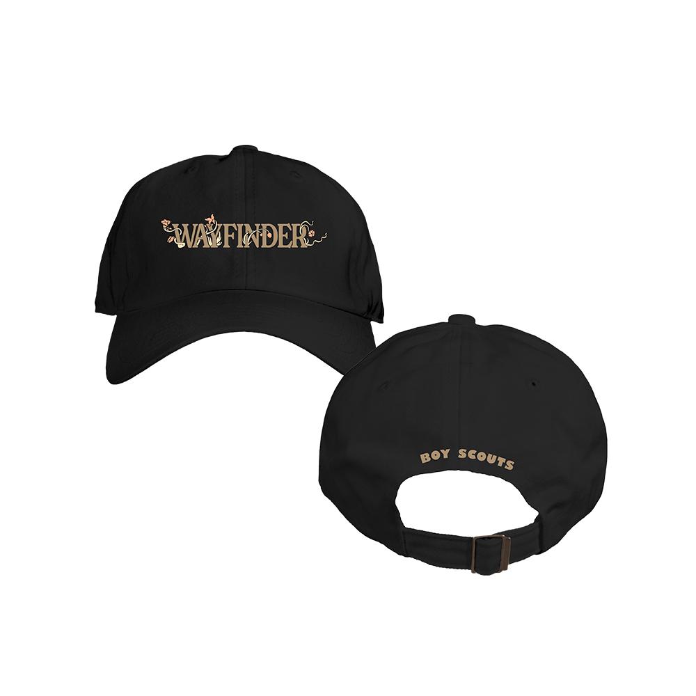 IMAGE   Wayfinder Dad Hat (Black)