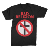 IMAGE   Bad Religion Classic Crossbuster Tee (Black) - detail 1