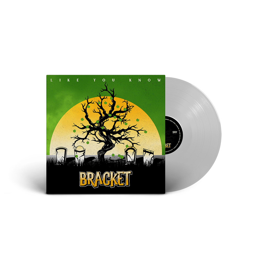 IMAGE   Like You Know LP (White)