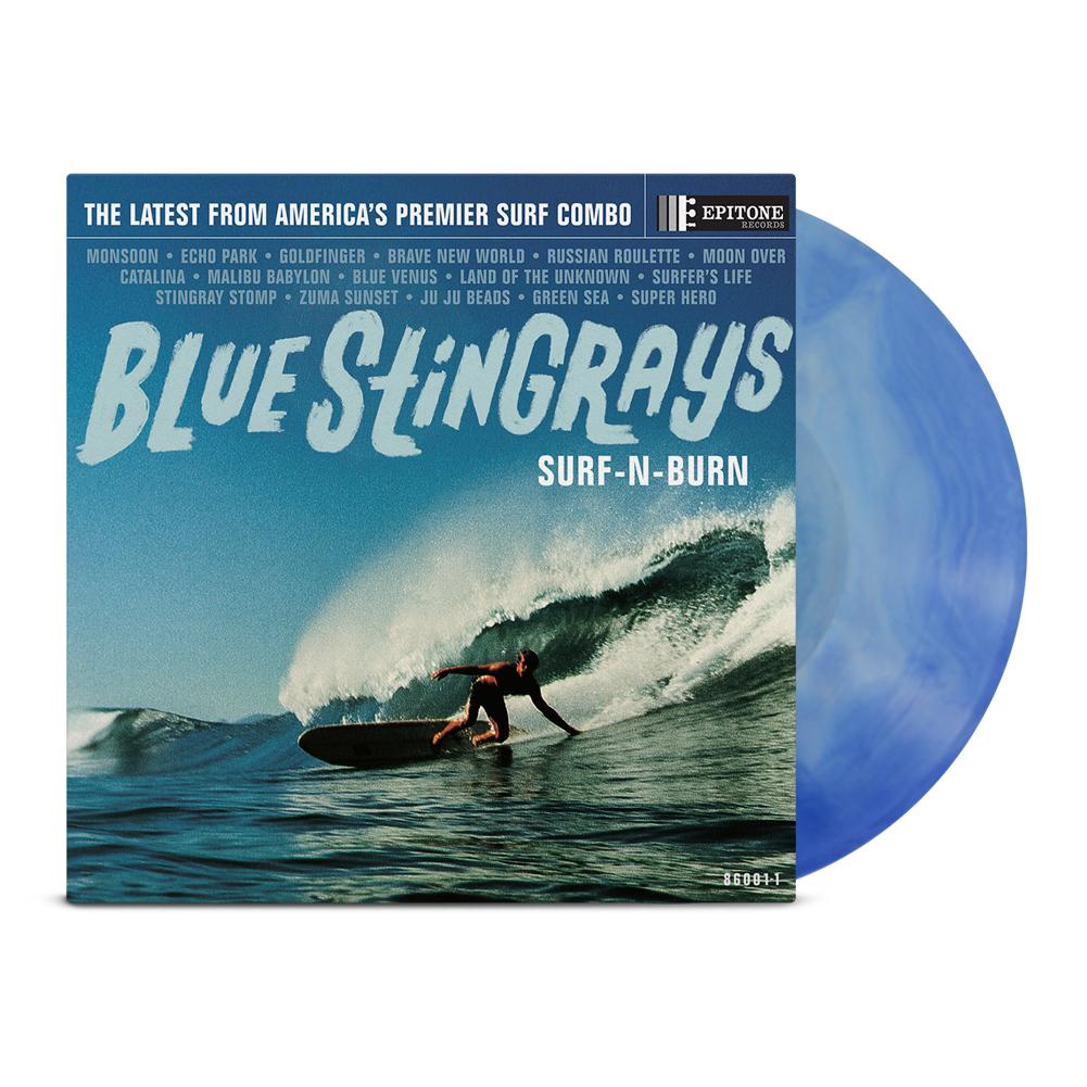 IMAGE | Surf-N-Burn LP (Blue Dream Splash)