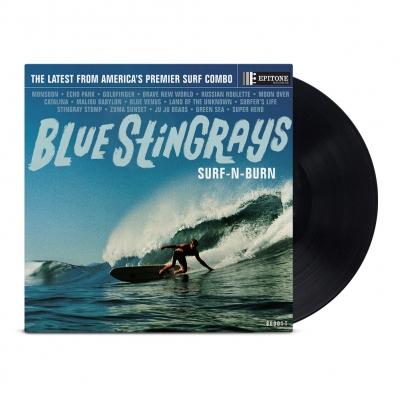 IMAGE | Surf-N-Burn LP (Black 180g)