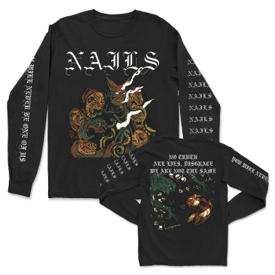 IMAGE | You Will Never Be One Of Us Long Sleeve (Black)