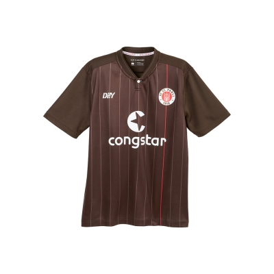 2021-2022 Home Jersey (Brown)