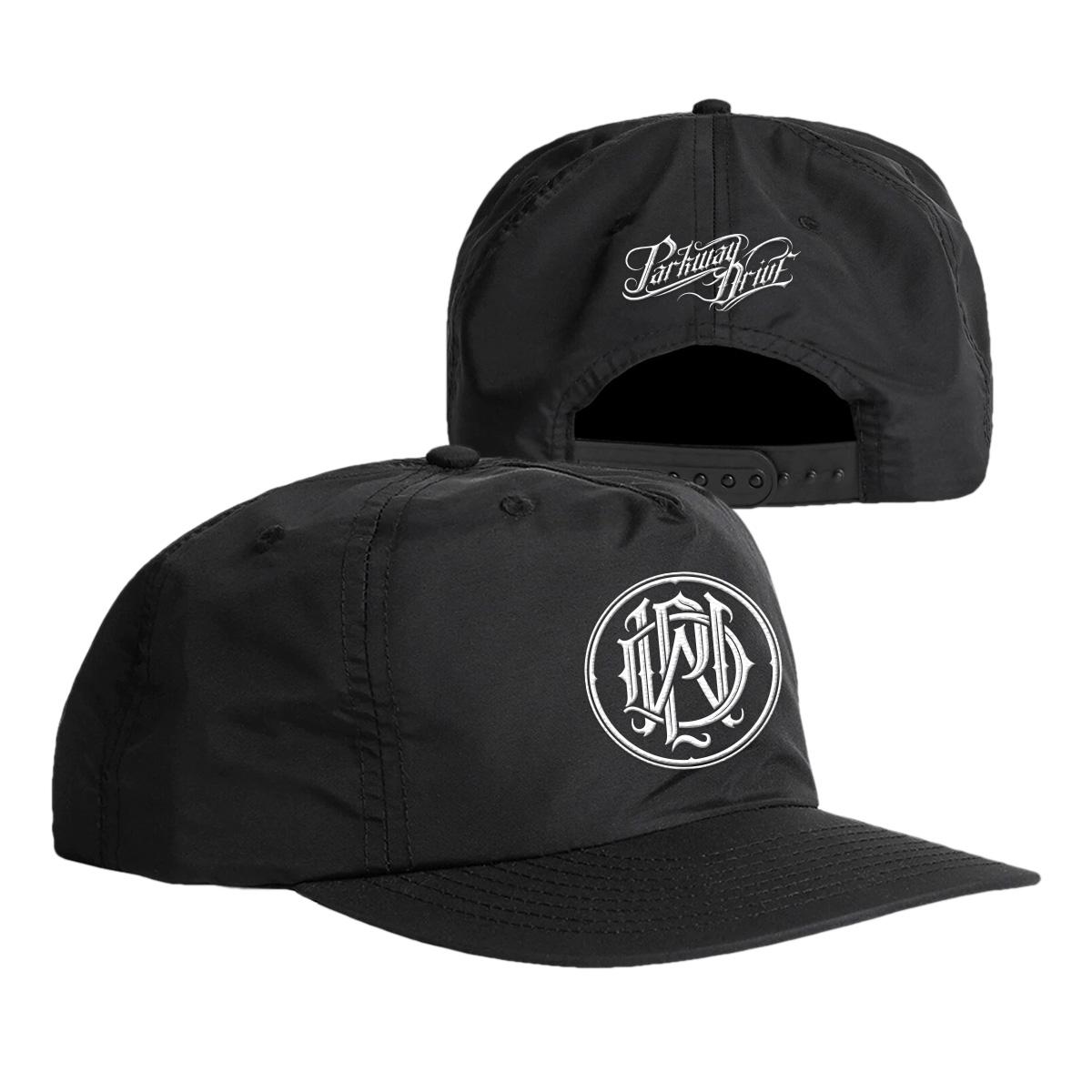 IMAGE   Logo Snapback Hat (Black)
