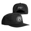 IMAGE   Logo Snapback Hat (Black) - detail 1