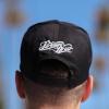 IMAGE   Logo Snapback Hat (Black) - detail 2