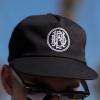 IMAGE   Logo Snapback Hat (Black) - detail 3