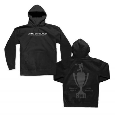 IMAGE | Bleed American Trophy Pullover Hoodie (Black)