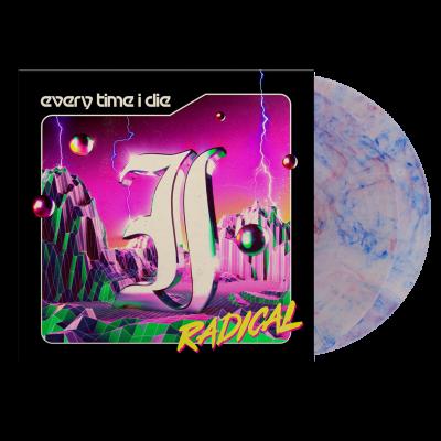 IMAGE | Radical 2xLP (Clear/Blue/Pink)