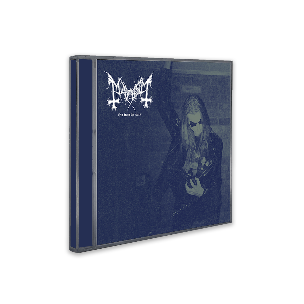 IMAGE   Out From the Dark CD