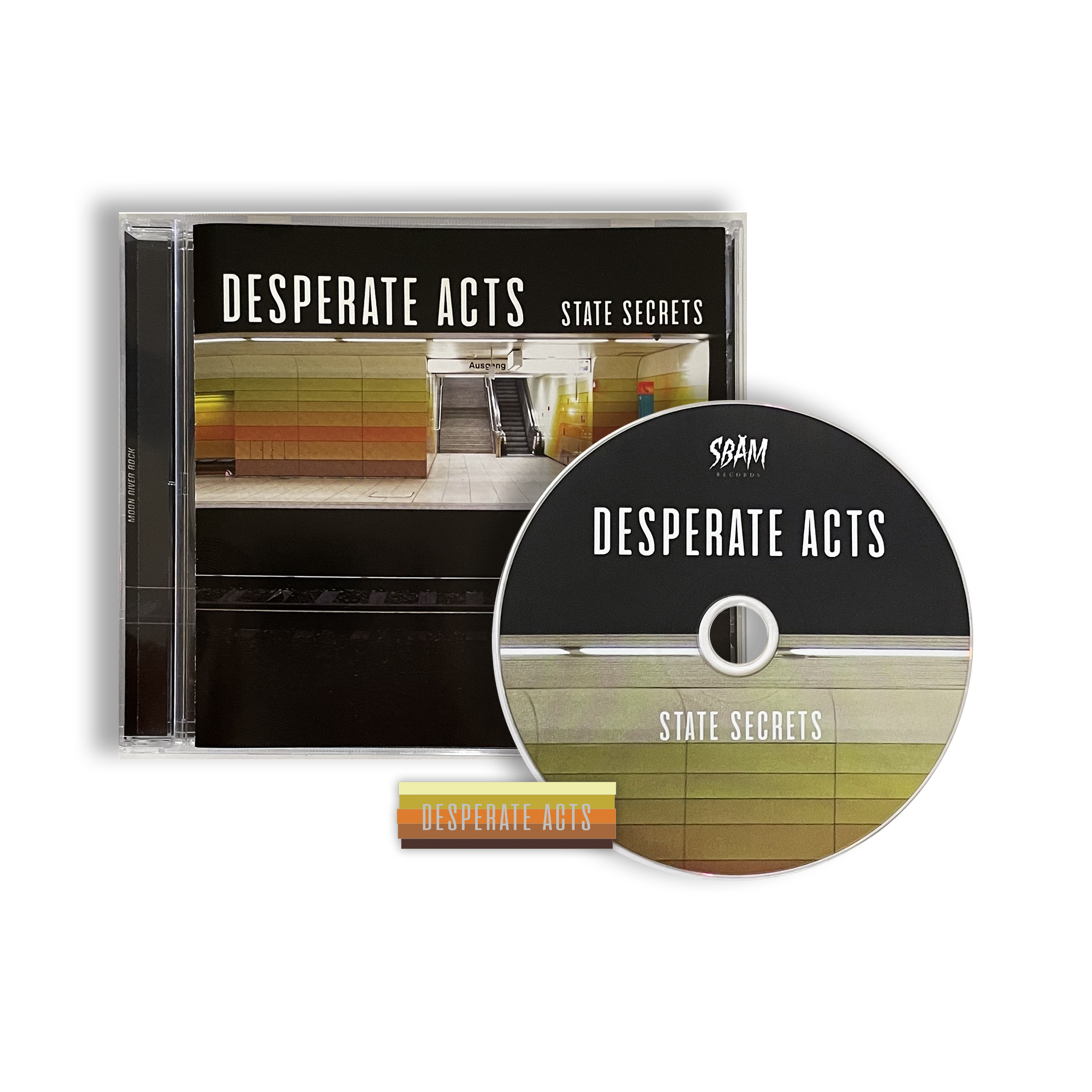 IMAGE | State Secrets CD
