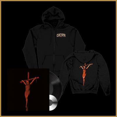 IMAGE | IV LP/CD Import (Black 180g) + Hoodie (Black) Bundle
