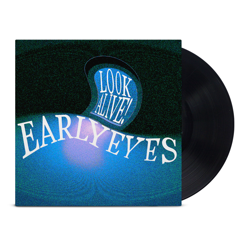 IMAGE | Look Alive! LP (Black)