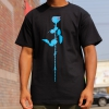 IMAGE   An Offering Tee (Black) - detail 2