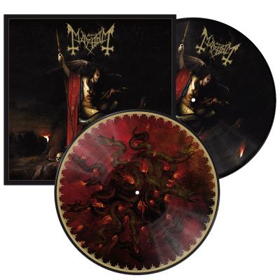 IMAGE | Daemon LP (Picture Disc)