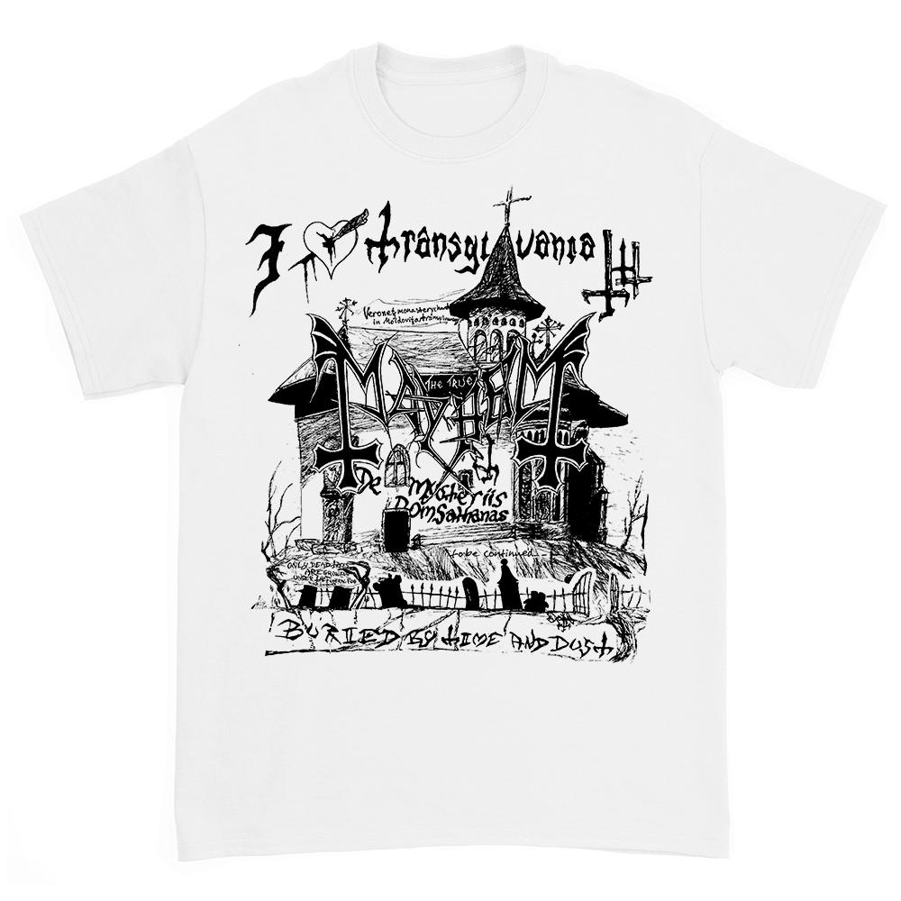 IMAGE | Transylvania Tee (White)