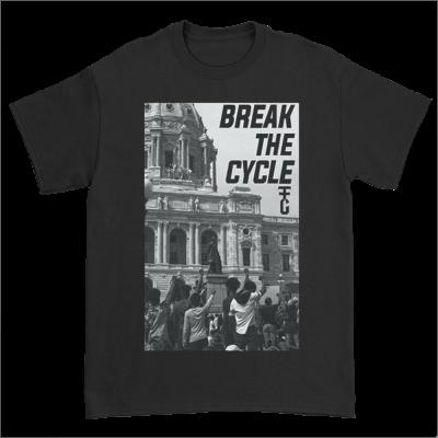 IMAGE | Break the Cycle Tee (Black)