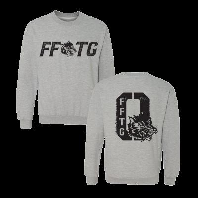 IMAGE | Varsity Crewneck Sweatshirt (Gray)