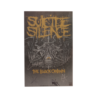IMAGE | The Black Crown Poster (Signed)