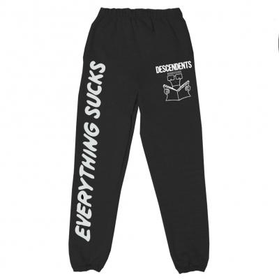 IMAGE | Everything Sucks Sweatpants (Black)