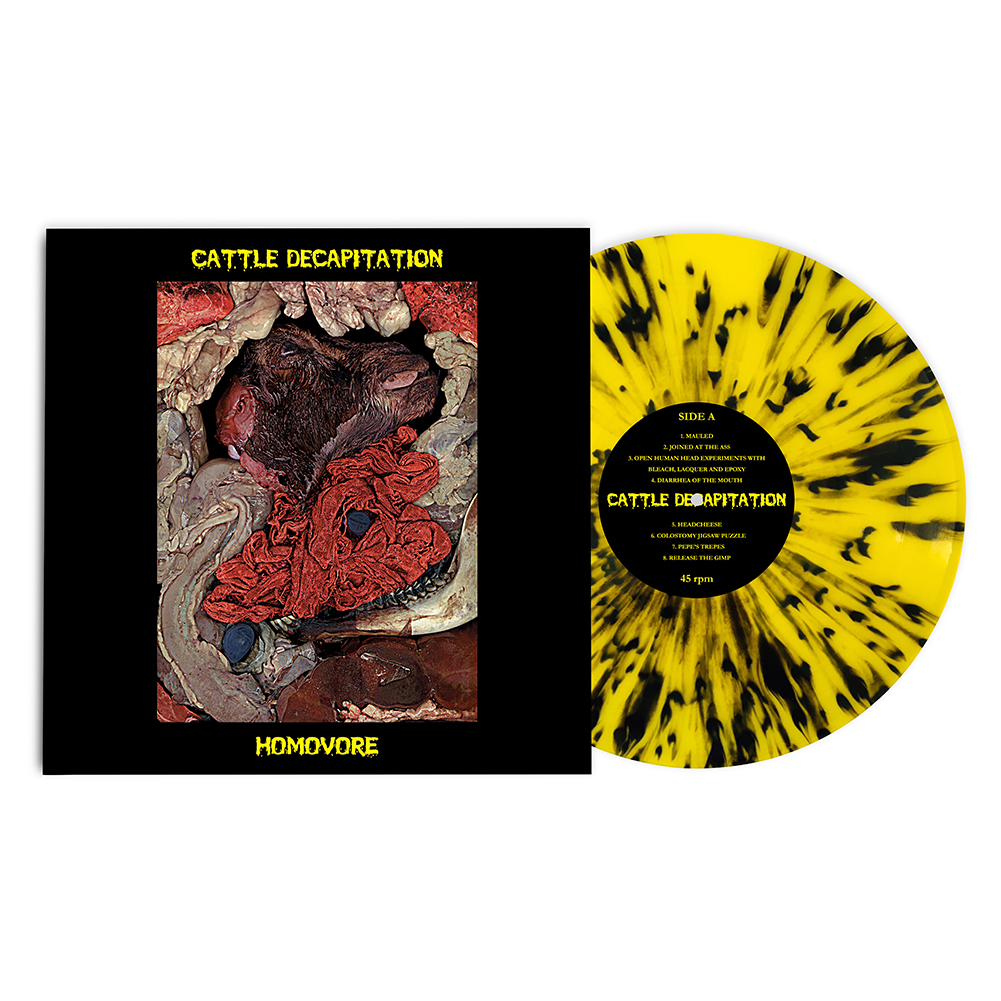 IMAGE   Homovore LP (Release The Gimp)