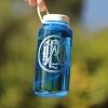 IMAGE   Monogram Logo 32 Oz. Nalgene Water Bottle (Cadet B - detail 3