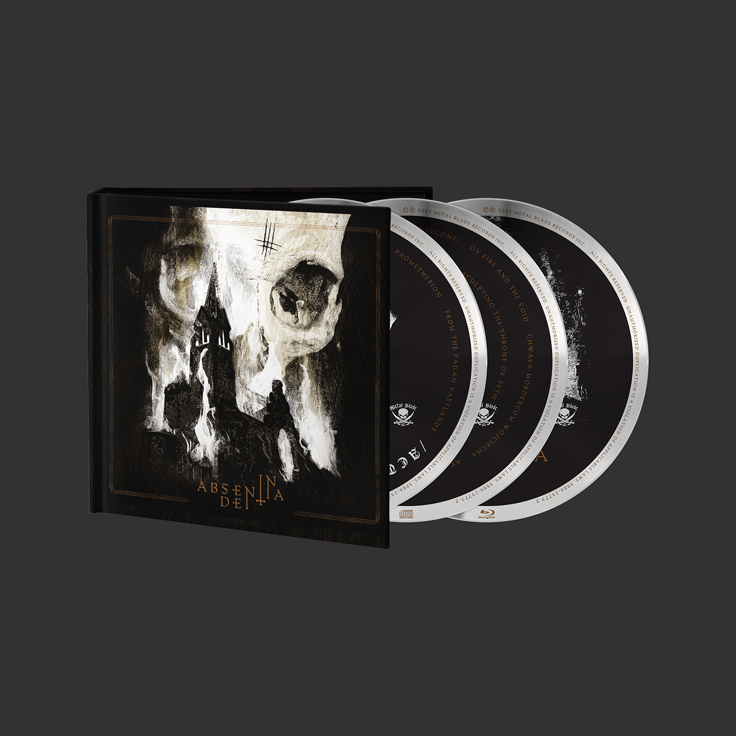 IMAGE | In Absentia Dei 2xCD/Blu-Ray