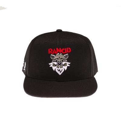 IMAGE | Violent Gentlemen Wolves Snapback Hat (Black)