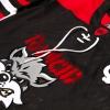 IMAGE | Violent Gentlemen Wolves Hockey Jersey (Black) - detail 2