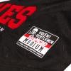 IMAGE | Violent Gentlemen Wolves Hockey Jersey (Black) - detail 4