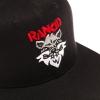 IMAGE | Violent Gentlemen Wolves Snapback Hat (Black) - detail 4