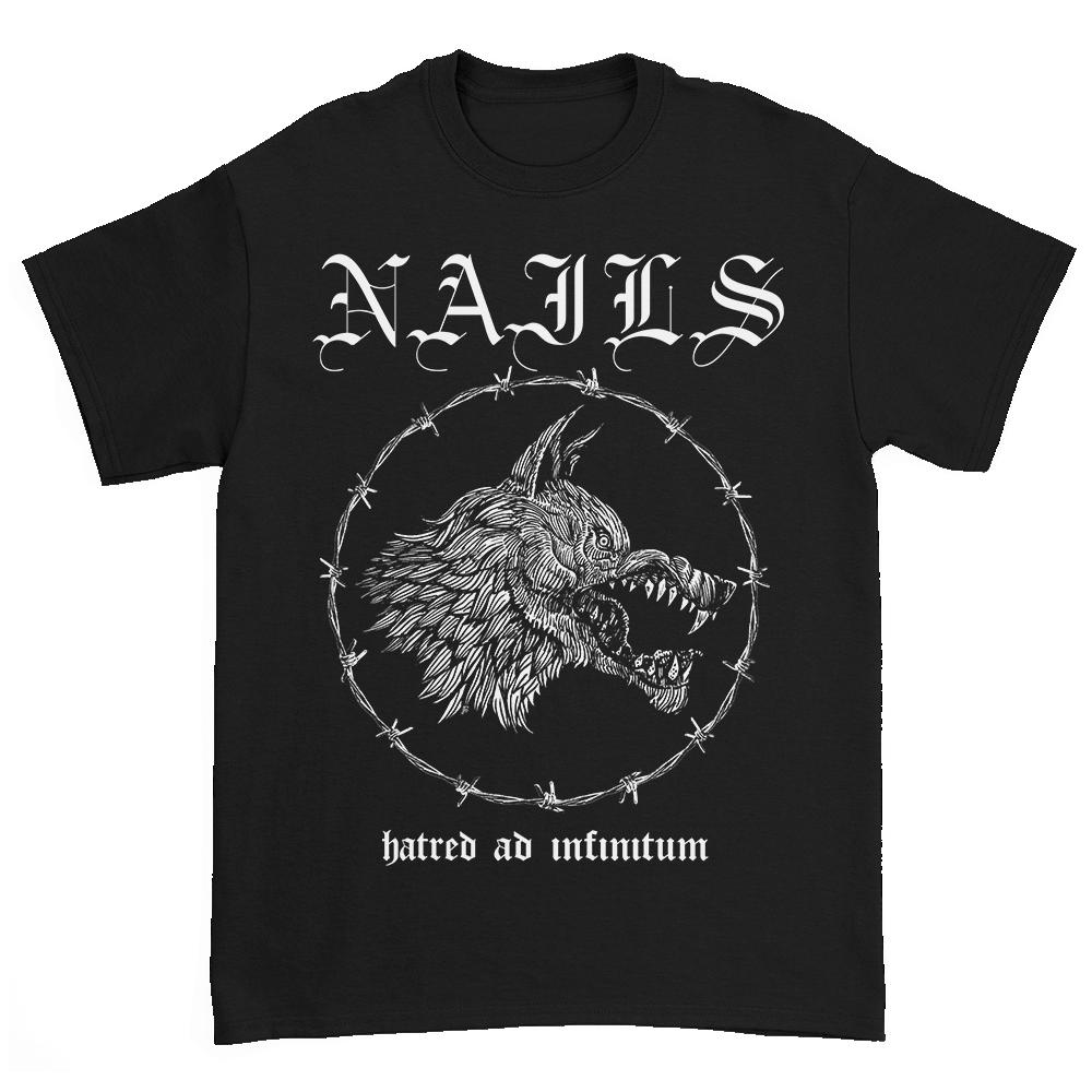 IMAGE | Hatred Ad Infinitum T-Shirt (Black)