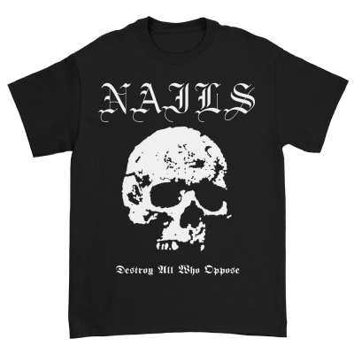 IMAGE | Destroy All Who Oppose T-Shirt (Black)