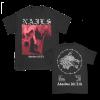IMAGE   Abandon All Life T-Shirt (Black) - detail 1
