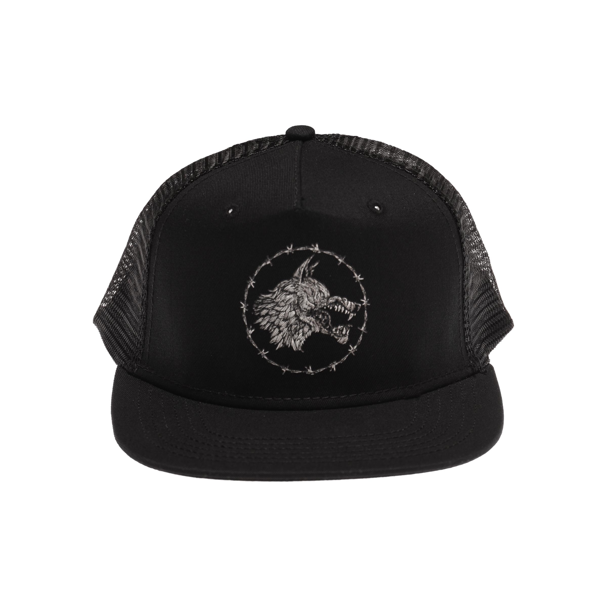 IMAGE   Hatred Trucker Hat (Black)