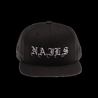 IMAGE | Embroidered Logo Snapback Hat