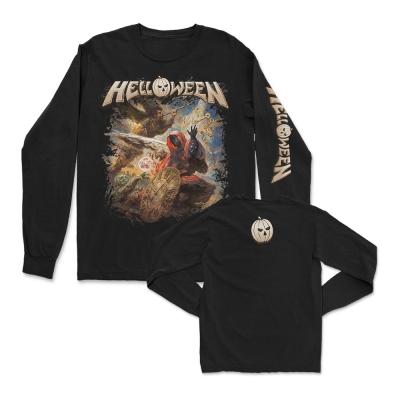 IMAGE | Helloween Album Long Sleeve (Black)