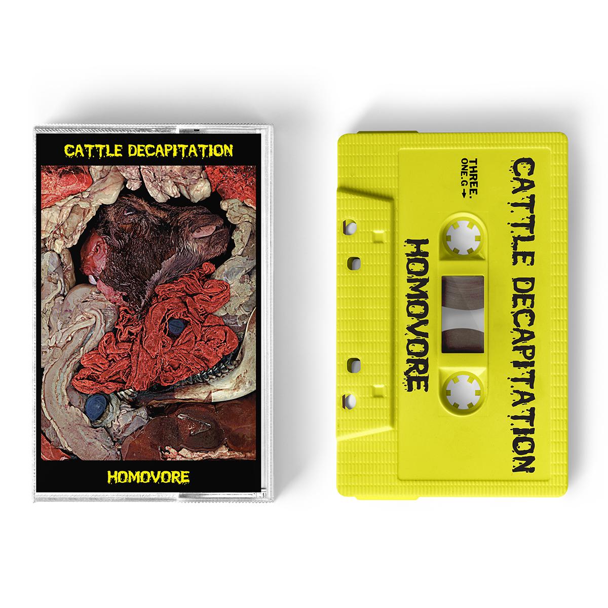 IMAGE   Homovore Cassette (Gold)