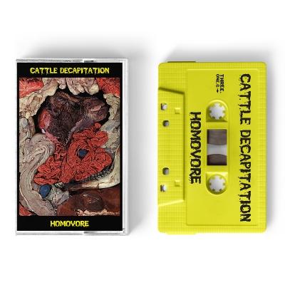 IMAGE | Homovore Cassette (Gold)