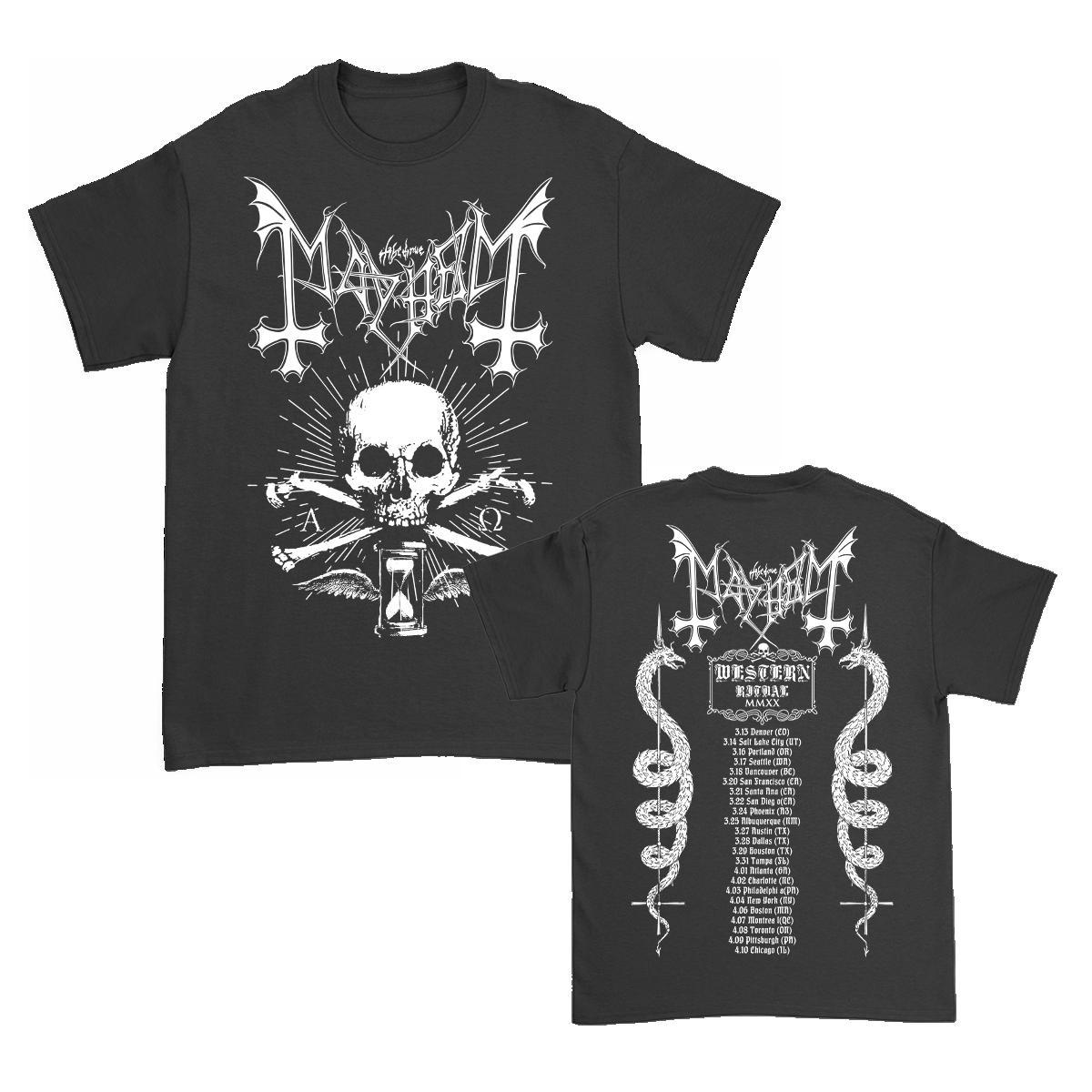 IMAGE | Death Tour Tee (Black)
