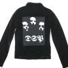 IMAGE   DSP Denim Jacket (Black) - detail 3